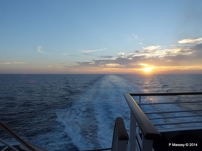 LOUIS CRISTAL Sunrise Approaching Isla de la Juventud 09-02-2014 07-16-33
