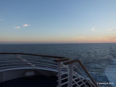 LOUIS CRISTAL Sunrise Approaching Isla de la Juventud 09-02-2014 07-16-37