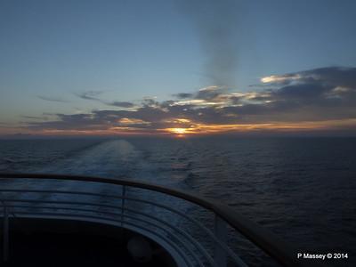 LOUIS CRISTAL Sunrise Approaching Isla de la Juventud 09-02-2014 07-12-42
