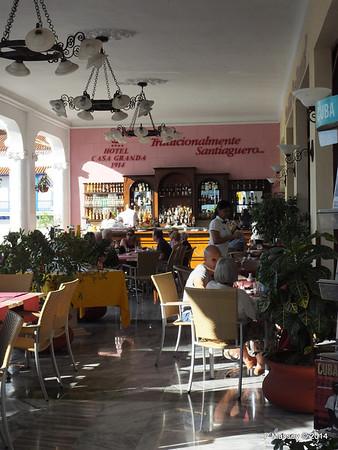 Hotel Casa Granda Lobby Santiago de Cuba 06-02-2014 16-04-23