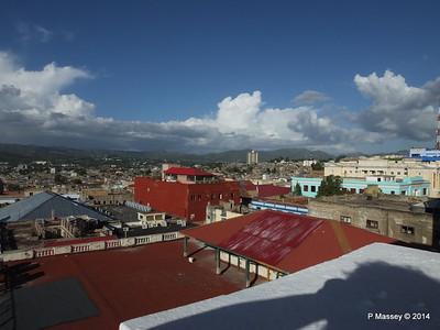 Views from Hotel Casa Granda Roof Garden Santiago de Cuba 06-02-2014 16-10-07