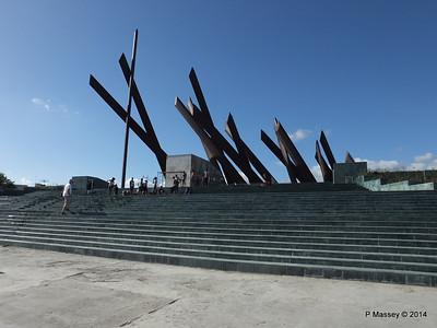 Antonio Maceo Revolution Square Santiago de Cuba 06-02-2014 15-36-33