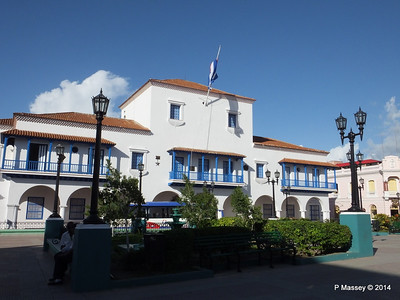 The City Hall of Santiago de Cuba 06-02-2014 15-57-17