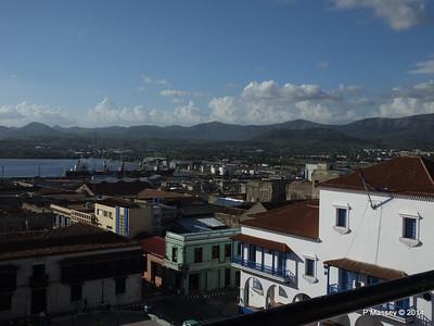 Views from Hotel Casa Granda Roof Garden Santiago de Cuba 06-02-2014 16-09-40