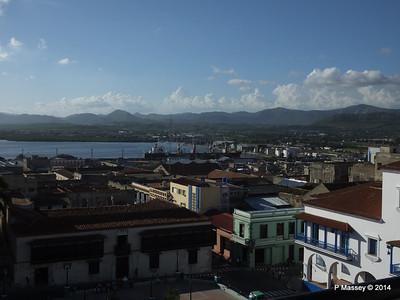 Views from Hotel Casa Granda Roof Garden Santiago de Cuba 06-02-2014 16-09-37