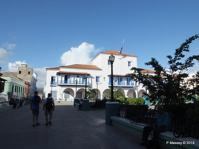 The City Hall of Santiago de Cuba 06-02-2014 15-56-58