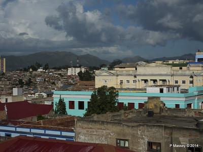 Views from Hotel Casa Granda Roof Garden Santiago de Cuba 06-02-2014 16-10-20