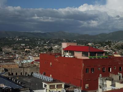 Views from Hotel Casa Granda Roof Garden Santiago de Cuba 06-02-2014 16-10-23