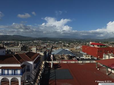 Views from Hotel Casa Granda Roof Garden Santiago de Cuba 06-02-2014 16-10-03