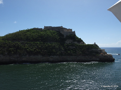 El Morro at the entrance to the Bay of Santiago de Cuba 06-02-2014 11-18-20