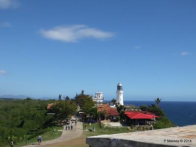 Lighthouse Faro del Morro Santiago de Cuba 06-02-2014 14-12-30