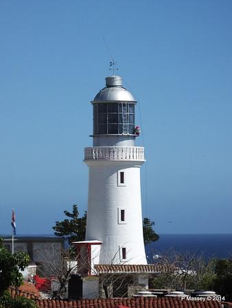 Lighthouse Faro del Morro Santiago de Cuba 06-02-2014 14-11-03