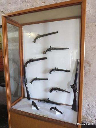 Interior Displays El Morro Santiago de Cuba 06-02-2014 14-03-35