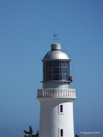 Lighthouse Faro del Morro Santiago de Cuba 06-02-2014 14-11-08
