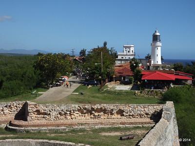 Lighthouse Faro del Morro Santiago de Cuba 06-02-2014 14-11-18
