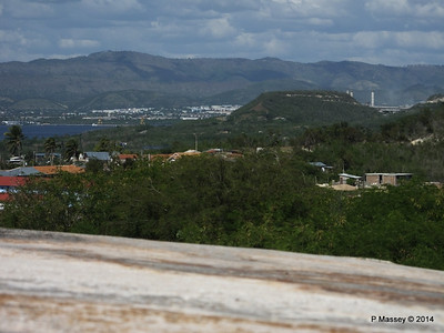 Views from El Morro Santiago de Cuba 06-02-2014 14-12-51