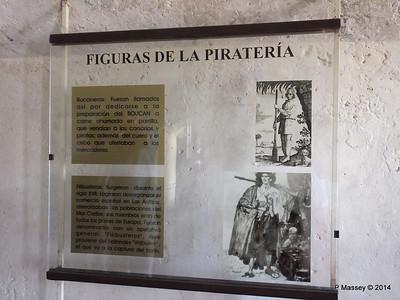 Interior Displays El Morro Santiago de Cuba 06-02-2014 14-03-12