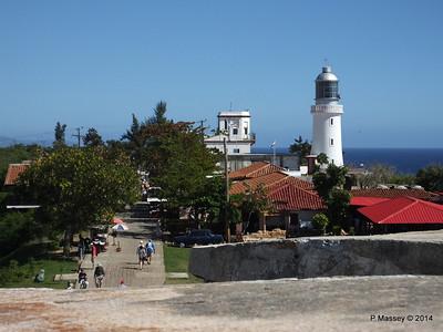 Lighthouse Faro del Morro Santiago de Cuba 06-02-2014 14-12-57