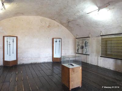 Interior Displays El Morro Santiago de Cuba 06-02-2014 14-06-20