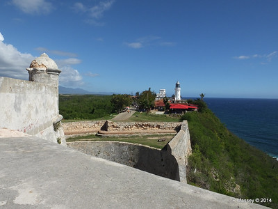 Lighthouse Faro del Morro Santiago de Cuba 06-02-2014 14-11-16