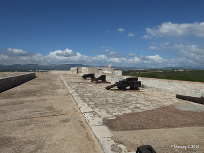 Ramparts El Morro Santiago de Cuba 06-02-2014 14-13-31