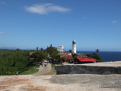 Lighthouse Faro del Morro Santiago de Cuba 06-02-2014 14-12-27