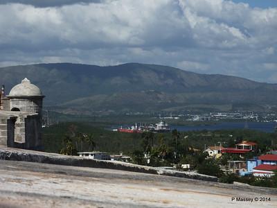 Inner Bay from El Morro Santiago de Cuba 06-02-2014 14-12-49