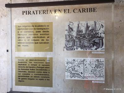 Interior Displays El Morro Santiago de Cuba 06-02-2014 14-02-39