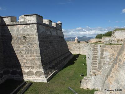 Moat & Ramparts El Morro Santiago de Cuba 06-02-2014 13-59-13