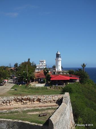 Lighthouse Faro del Morro Santiago de Cuba 06-02-2014 14-10-50