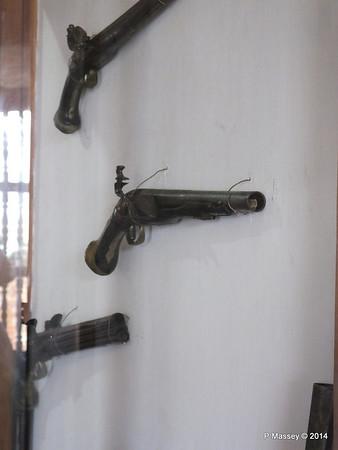 Interior Displays El Morro Santiago de Cuba 06-02-2014 14-03-25