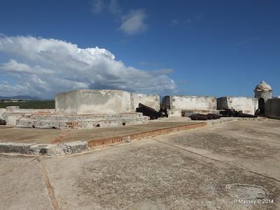 Ramparts El Morro Santiago de Cuba 06-02-2014 14-10-23