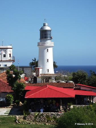 Lighthouse Faro del Morro Santiago de Cuba 06-02-2014 14-10-56