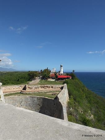 Lighthouse Faro del Morro Santiago de Cuba 06-02-2014 14-10-47