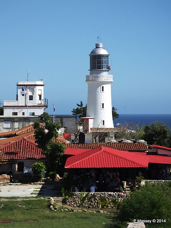 Lighthouse Faro del Morro Santiago de Cuba 06-02-2014 14-10-53