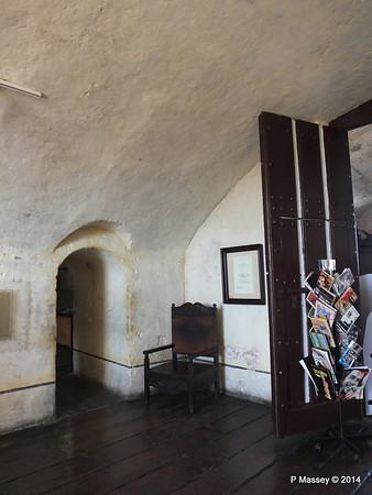 Interior Displays El Morro Santiago de Cuba 06-02-2014 14-01-41