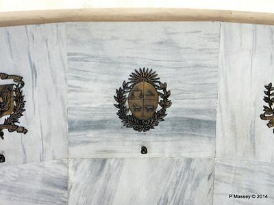 Mausoleum of José Marti Santa Ifigenia Cemetery 06-02-2014 13-11-44