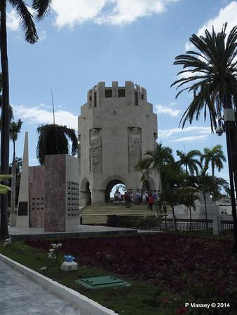 Mausoleum of José Marti Santa Ifigenia Cemetery 06-02-2014 13-02-18