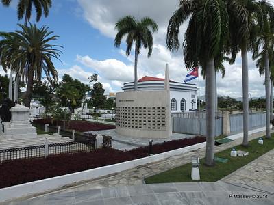 Those Fallen in Insurgency Heros Altarpiece Santa Ifigenia Cemetery 06-02-2014 13-10-10