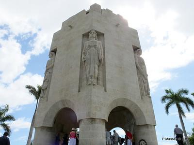 Mausoleum of José Marti Santa Ifigenia Cemetery 06-02-2014 13-07-07
