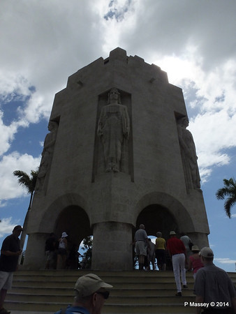 Mausoleum of José Marti Santa Ifigenia Cemetery 06-02-2014 13-06-55