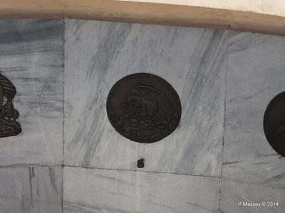 Mausoleum of José Marti Santa Ifigenia Cemetery 06-02-2014 13-08-55