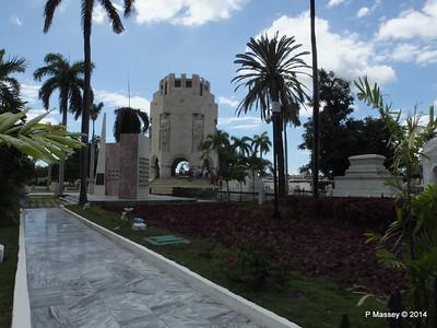 Mausoleum of José Marti Santa Ifigenia Cemetery 06-02-2014 13-02-24