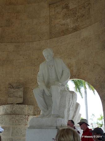 Mausoleum of José Marti Santa Ifigenia Cemetery 06-02-2014 13-10-27