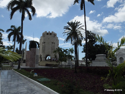 Mausoleum of José Marti Santa Ifigenia Cemetery 06-02-2014 13-02-27