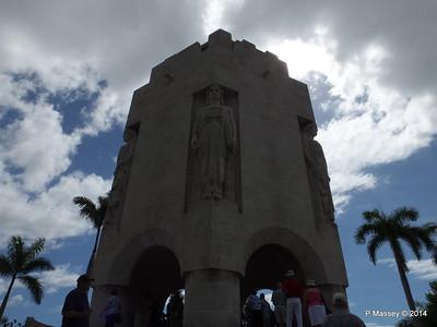 Mausoleum of José Marti Santa Ifigenia Cemetery 06-02-2014 13-06-59