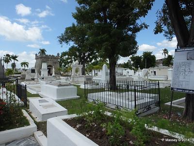 Santa Ifigenia Cemetery Santiago de Cuba 06-02-2014 13-01-08