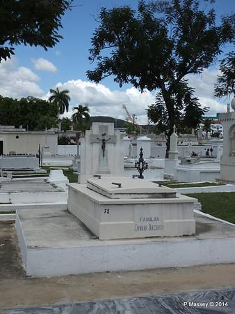 Familia Covani Bacardi Santa Ifigenia Cemetery 06-02-2014 13-03-15