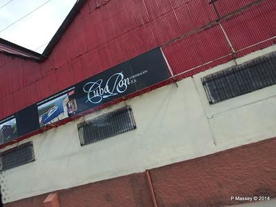 Cuba Ron - Rum factory Avenida Jesus Menendez y Peralejo 06-02-2014 12-52-16