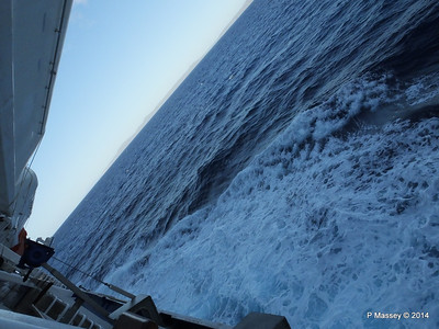 Coastline approaching Santiago de Cuba 06-02-2014 07-37-59